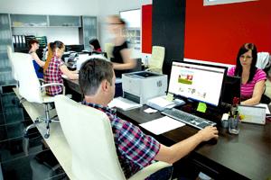Team Mobilnet - kancelária